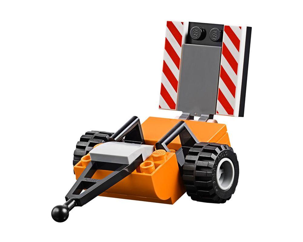 LEGO Set 10750-1 Road Repair Truck