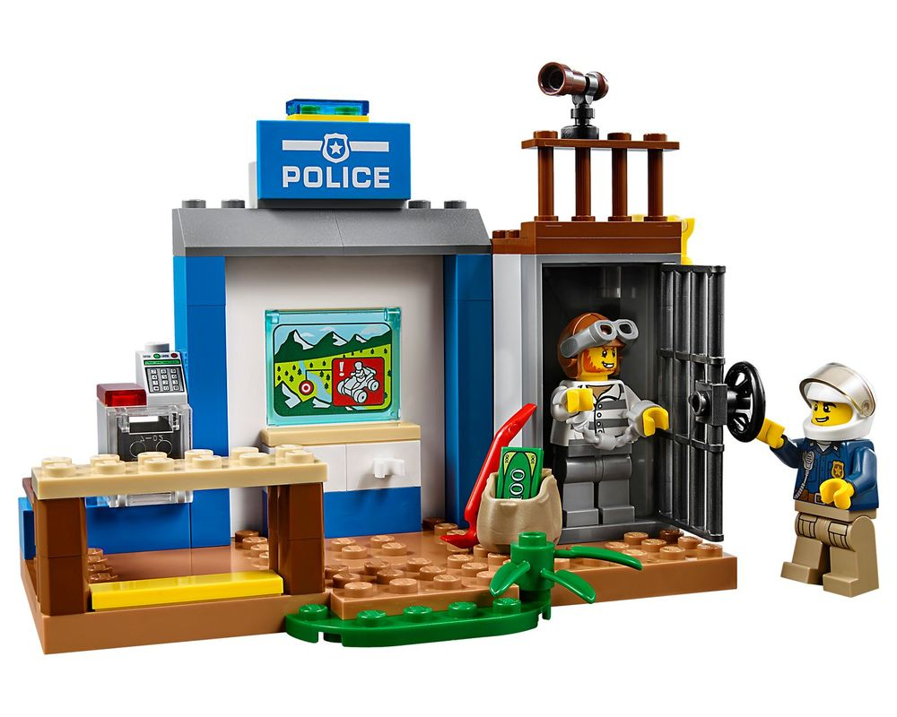 LEGO Set 10751-1 Mountain Police Chase
