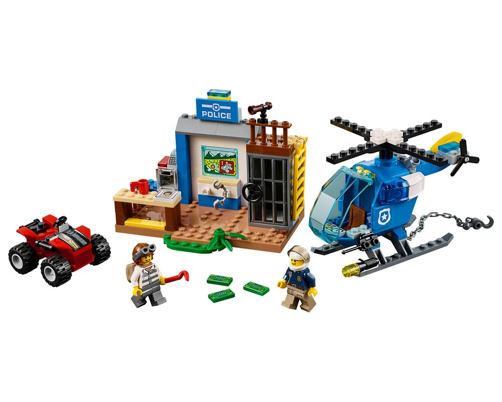 LEGO Set 10751-1 Mountain Police Chase (LEGO - Model)
