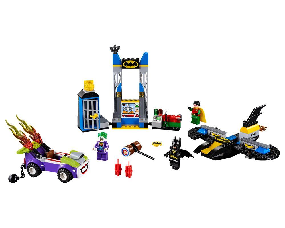 LEGO Set 10753-1 The Joker Batcave Attack (Model - A-Model)