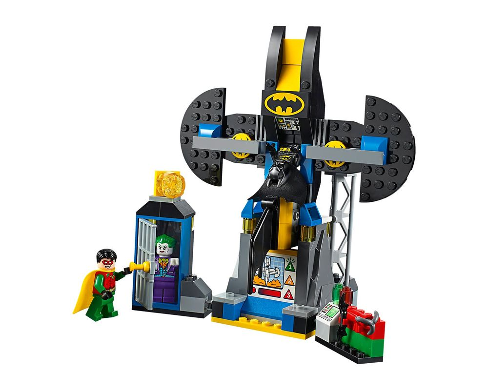 LEGO Set 10753-1 The Joker Batcave Attack
