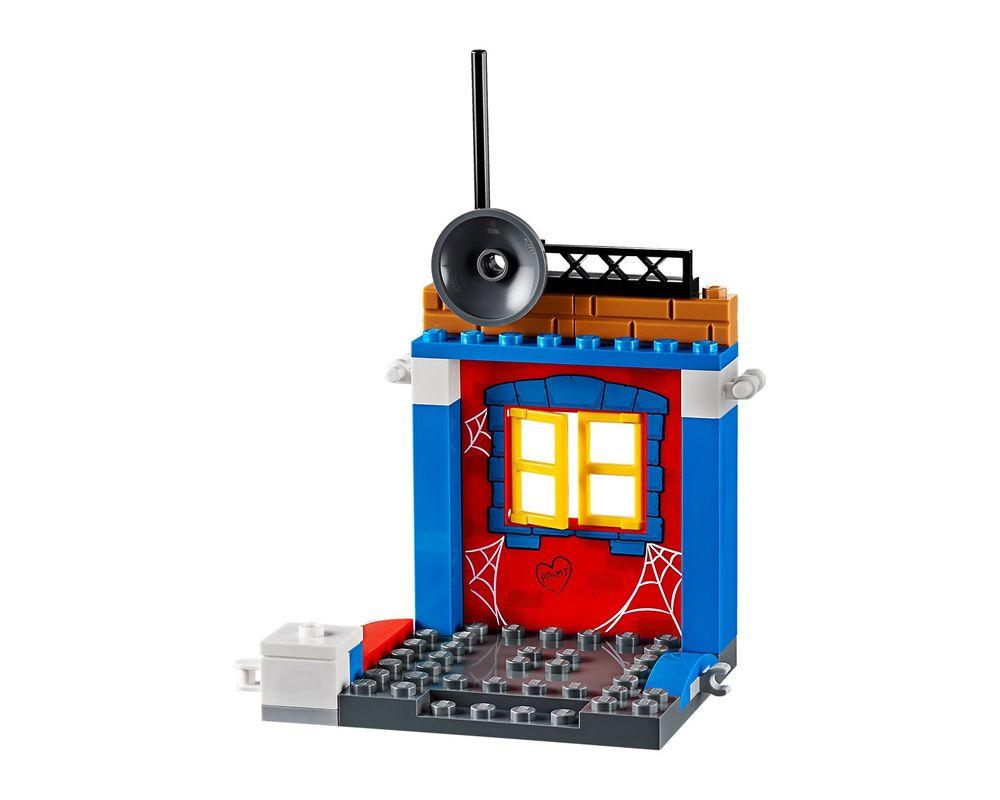 LEGO Set 10754-1 Spider-Man vs. Scorpion Street Showdown