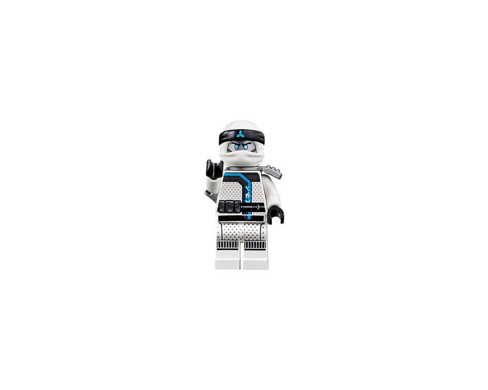 LEGO Set 10755-1 Zane's Ninja Boat Pursuit
