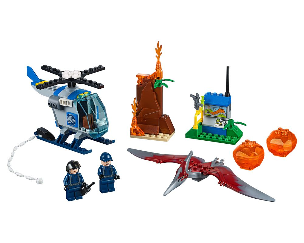 LEGO Set 10756-1 Pteranadon Escape (Model - A-Model)