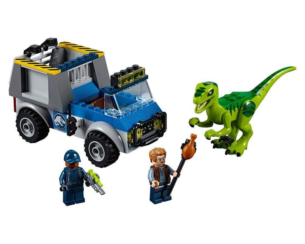 LEGO Set 10757-1 Raptor Rescue Truck (Model - A-Model)