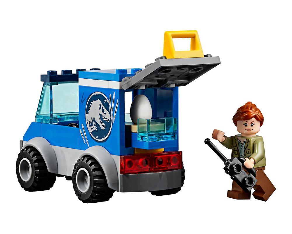 LEGO Set 10758-1 T.Rex Breakout