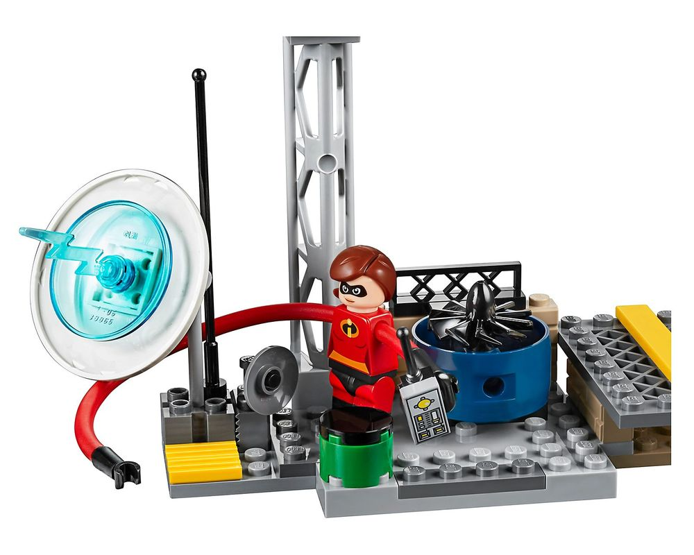 LEGO Set 10759-1 Elastigirl's Rooftop Pursuit
