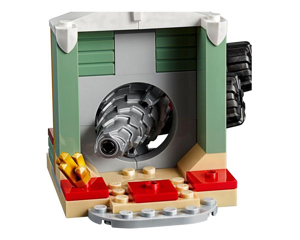 LEGO Set 10760-1 Underminer Bank Heist