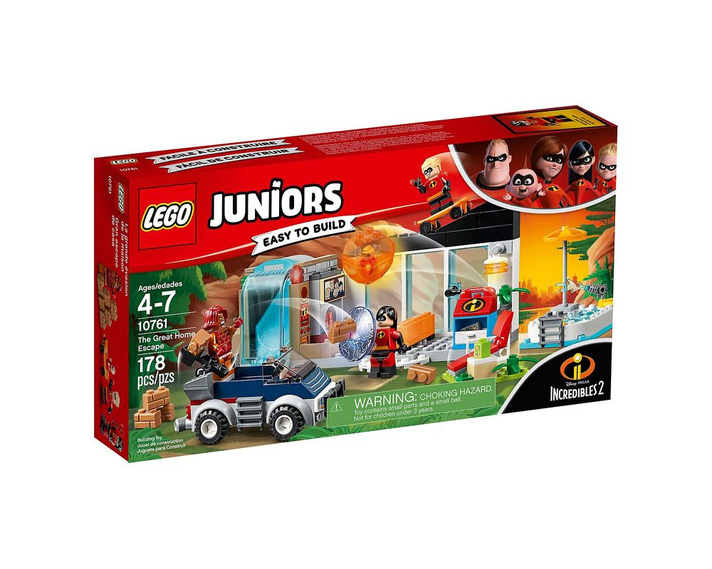 LEGO Set 10761-1 The Great Home Escape