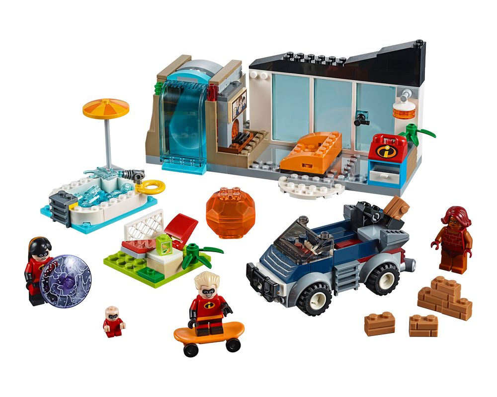 LEGO Set 10761-1 The Great Home Escape (Model - A-Model)