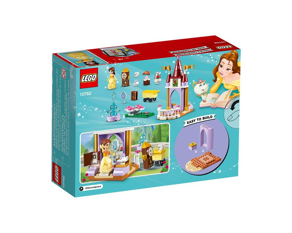 LEGO Set 10762-1 Belle's Story Time