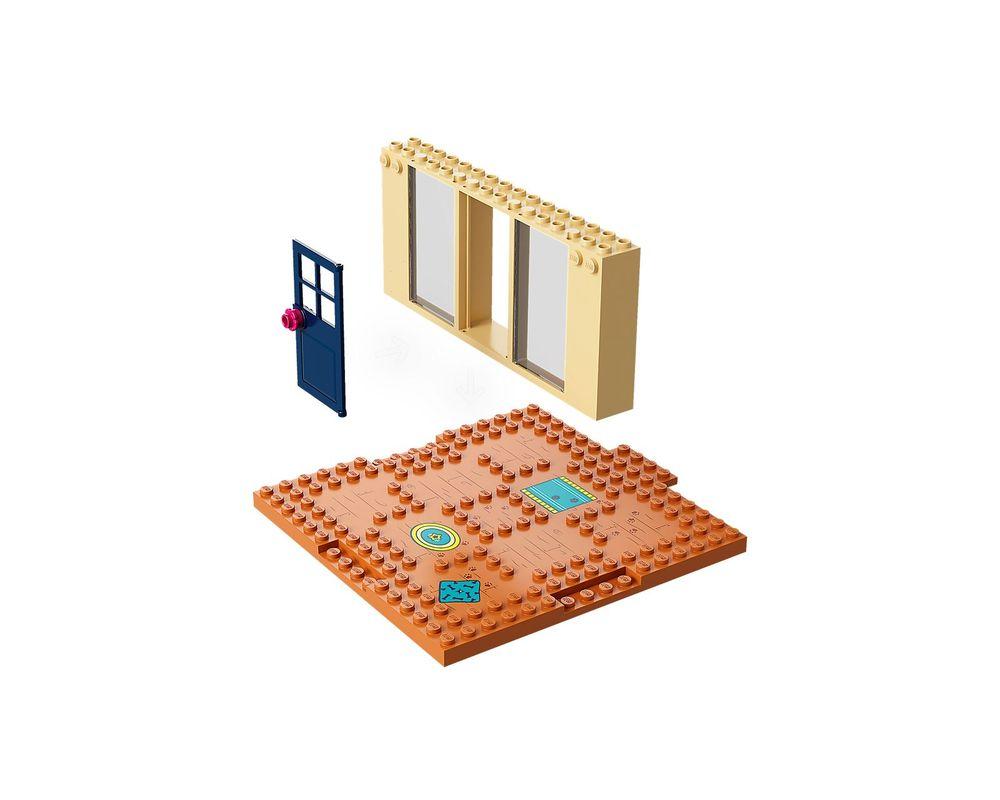 LEGO Set 10763-1 Stephanie's Lakeside House