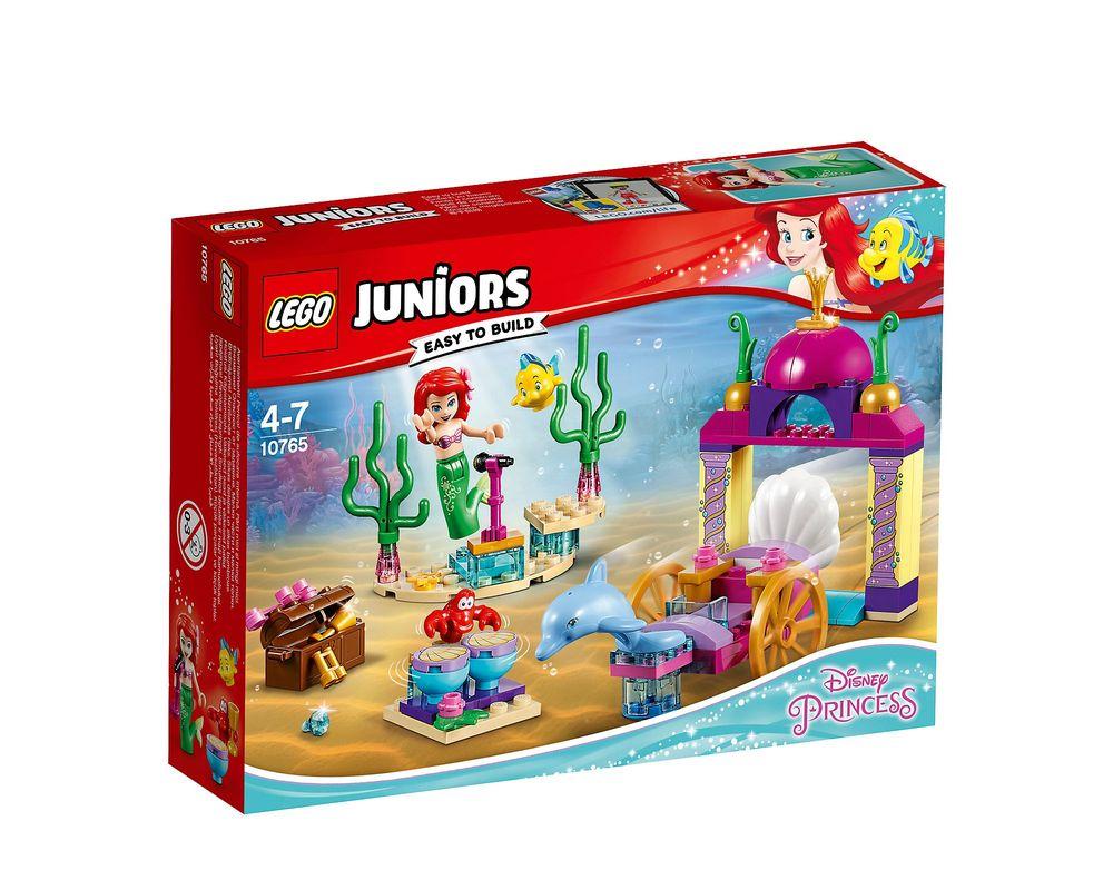 LEGO Set 10765-1 Ariel's Underwater Concert