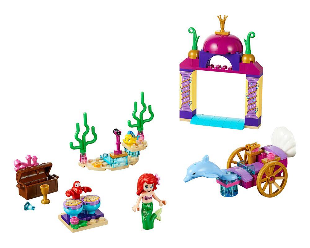 LEGO Set 10765-1 Ariel's Underwater Concert (LEGO - Model)