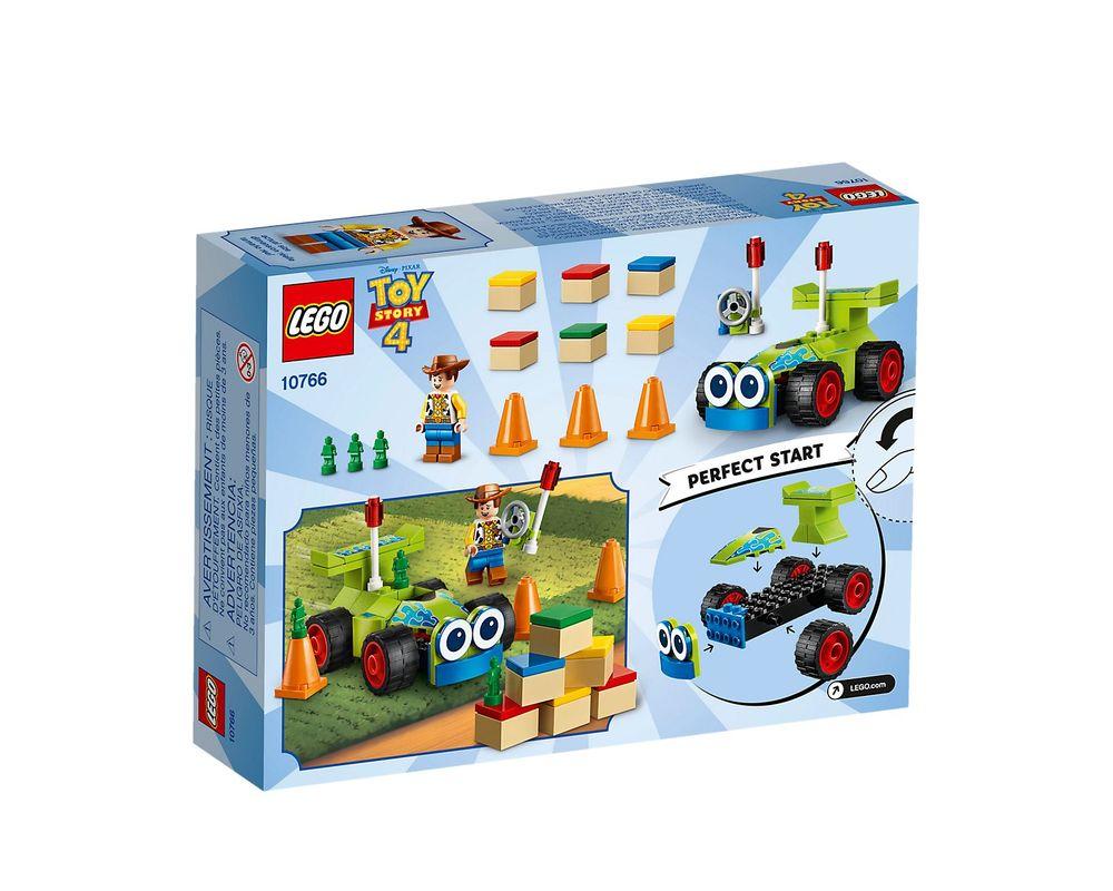 LEGO Set 10766-1 Woody & RC