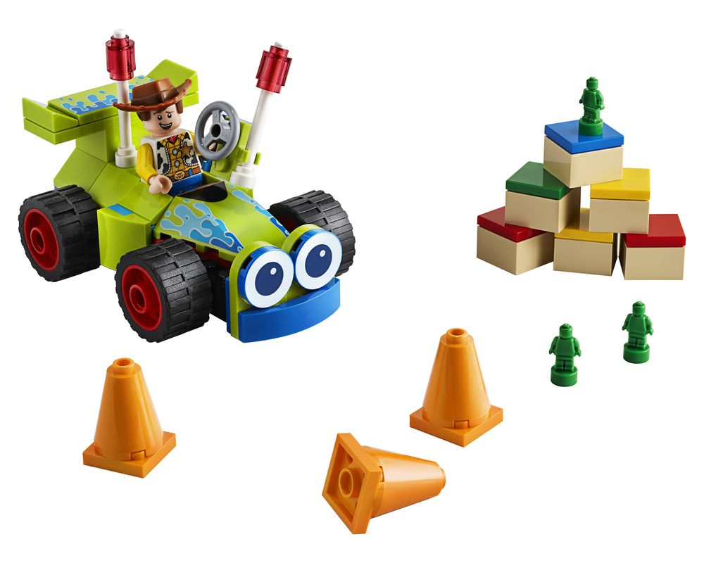 LEGO Set 10766-1 Woody & RC (Model - A-Model)