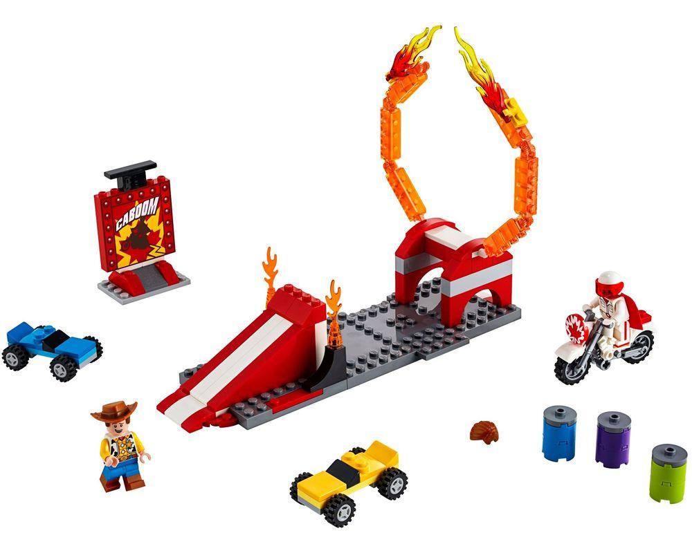 LEGO Set 10767-1 Duke Caboom's Stunt Show (Model - A-Model)
