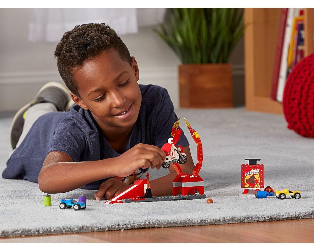 LEGO Set 10767-1 Duke Caboom's Stunt Show