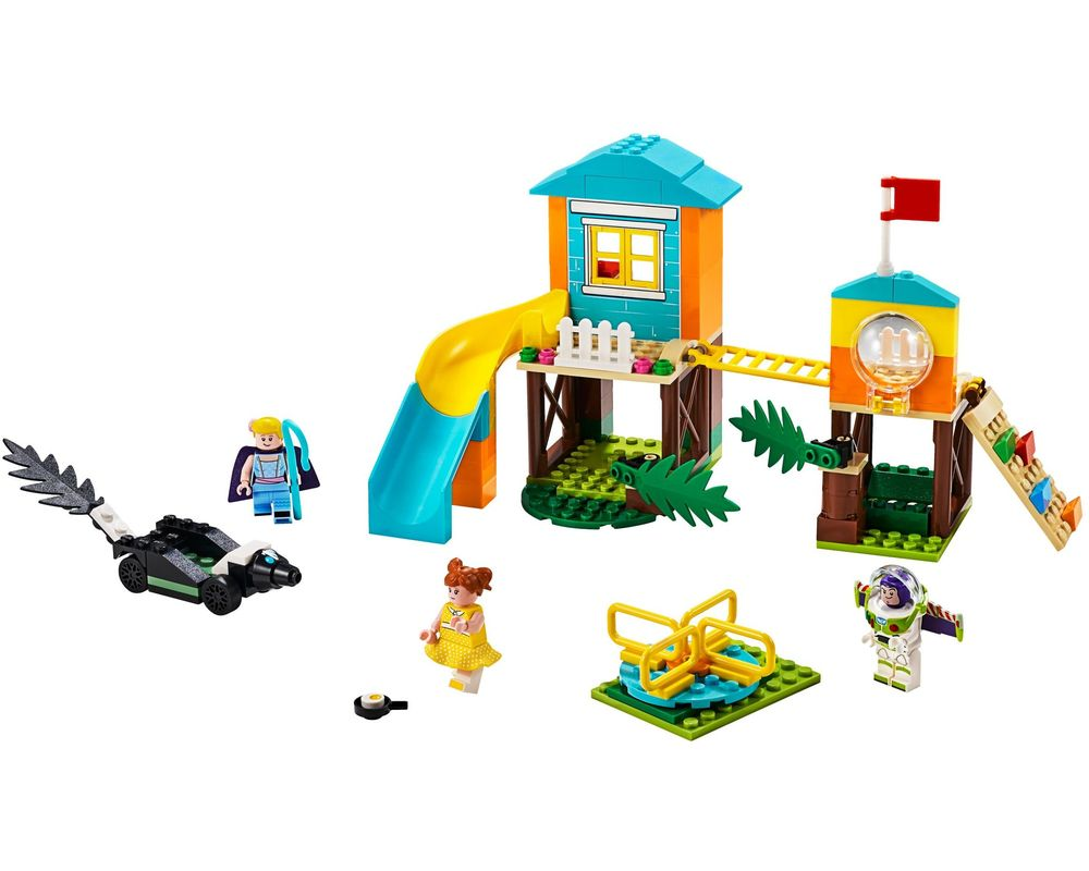 LEGO Set 10768-1 Buzz and Bo Peep's Playground Adventure (Model - A-Model)