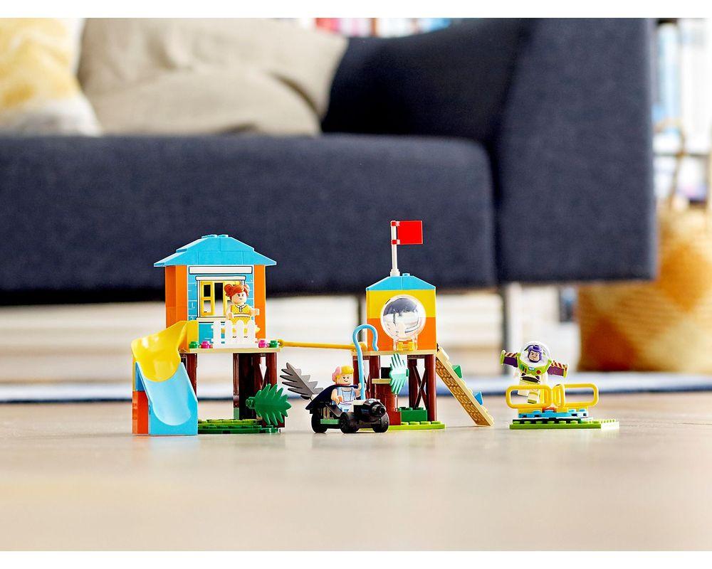 LEGO Set 10768-1 Buzz and Bo Peep's Playground Adventure (2019 Toy ...