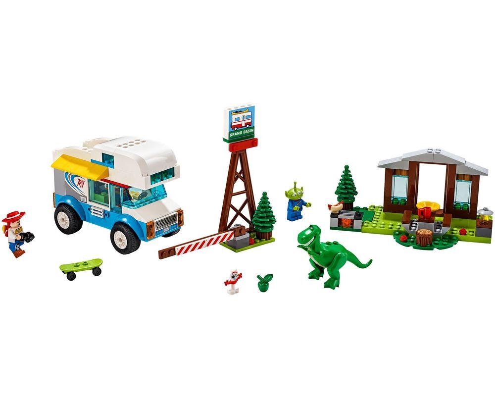 LEGO Set 10769-1 Toy Story 4 RV Vacation (LEGO - Model)