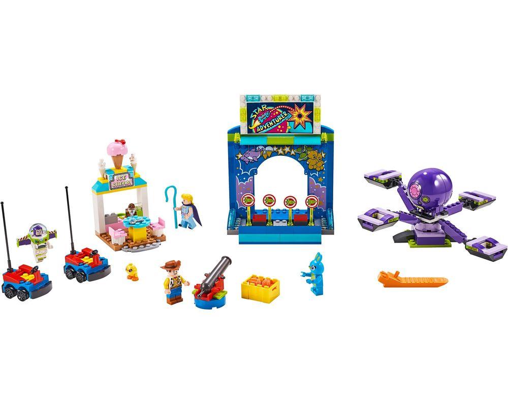 LEGO Set 10770-1 Buzz & Woody's Carnival Mania! (Model - A-Model)