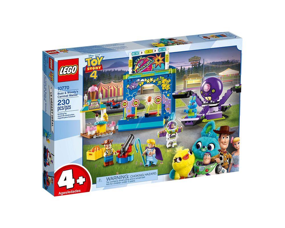 LEGO Set 10770-1 Buzz & Woody's Carnival Mania!