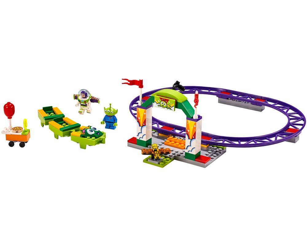 LEGO Set 10771-1 Carnival Thrill Coaster (Model - A-Model)