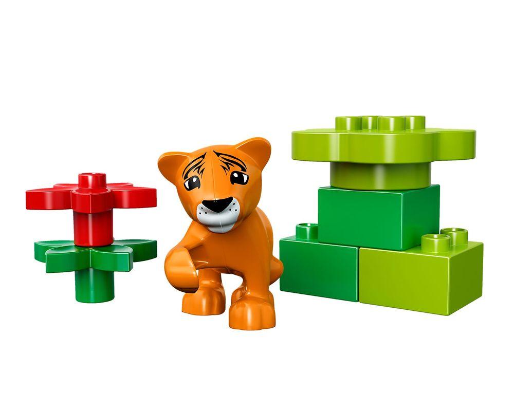 LEGO Set 10801-1 Baby Animals