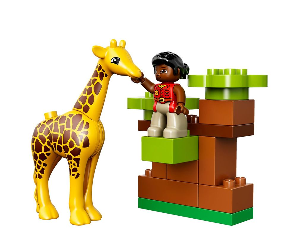 LEGO Set 10802-1 Savanna