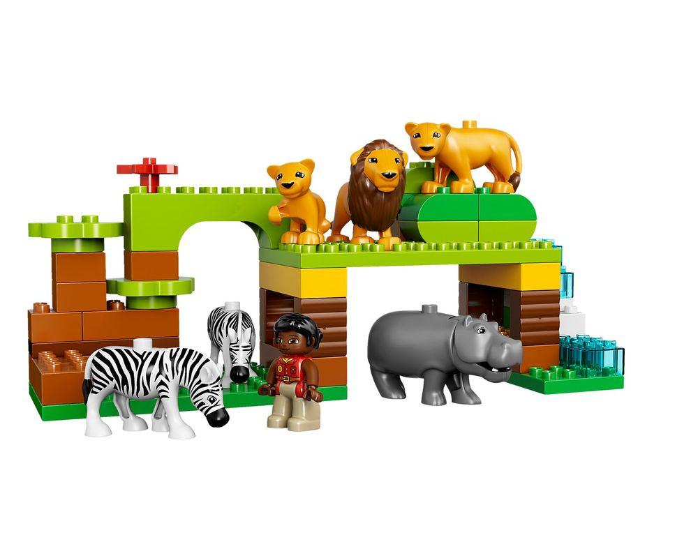 LEGO Set 10805-1 Around the World
