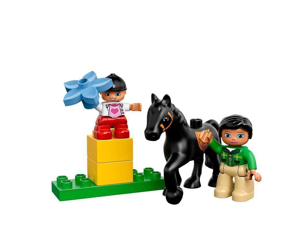 LEGO Set 10807-1 Horse Trailer