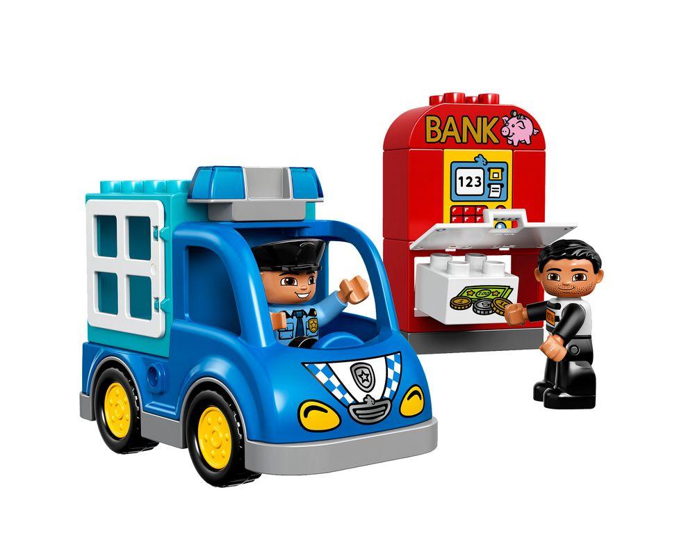LEGO Set 10809-1 Police Patrol (LEGO - Model)