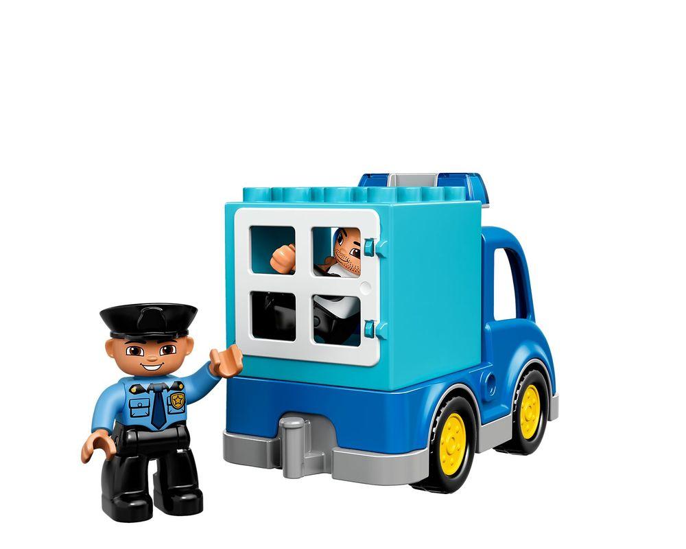 LEGO Set 10809-1 Police Patrol