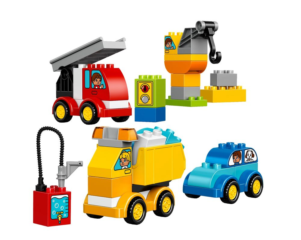 LEGO Set 10816-1 My First Cars and Trucks (LEGO - Model)