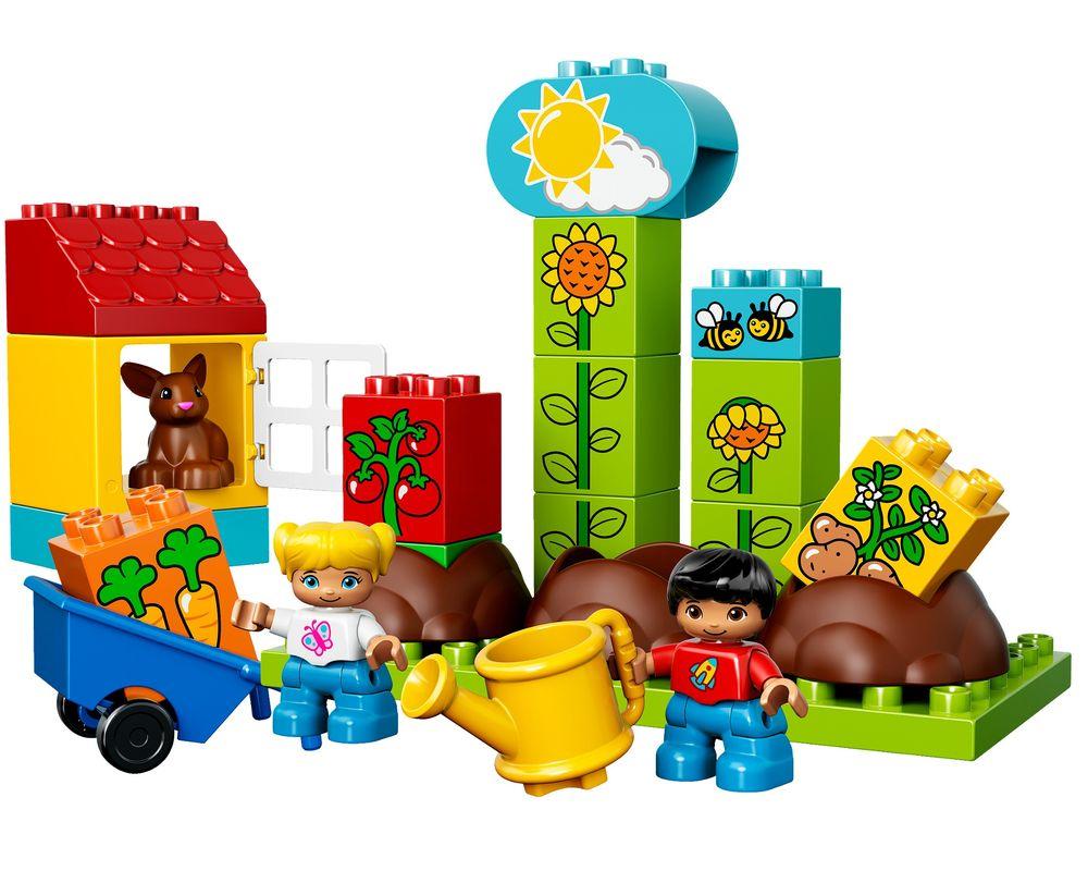LEGO Set 10819-1 My First Garden (Model - A-Model)