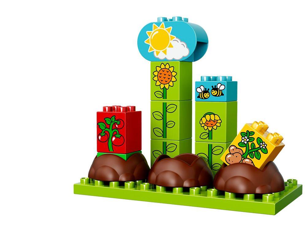 LEGO Set 10819-1 My First Garden