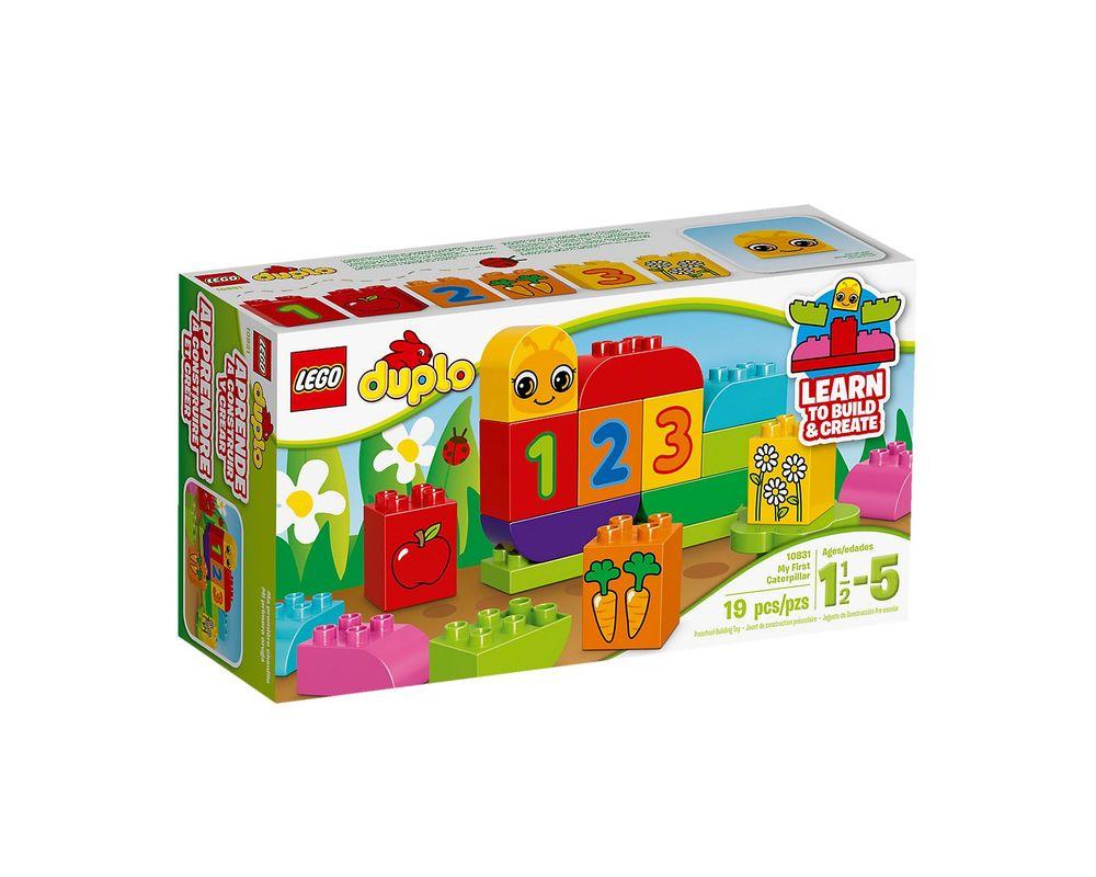 LEGO Set 10831-1 My First Caterpillar