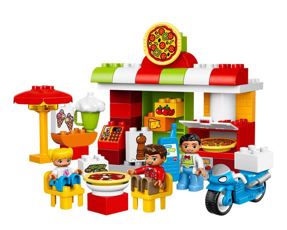 LEGO Set 10834-1 Pizzeria (Model - A-Model)