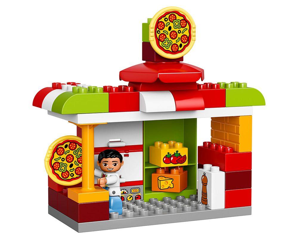 LEGO Set 10834-1 Pizzeria