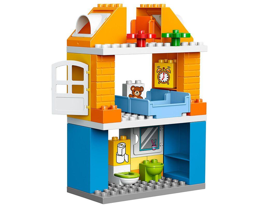 LEGO Set 10835-1 Family House