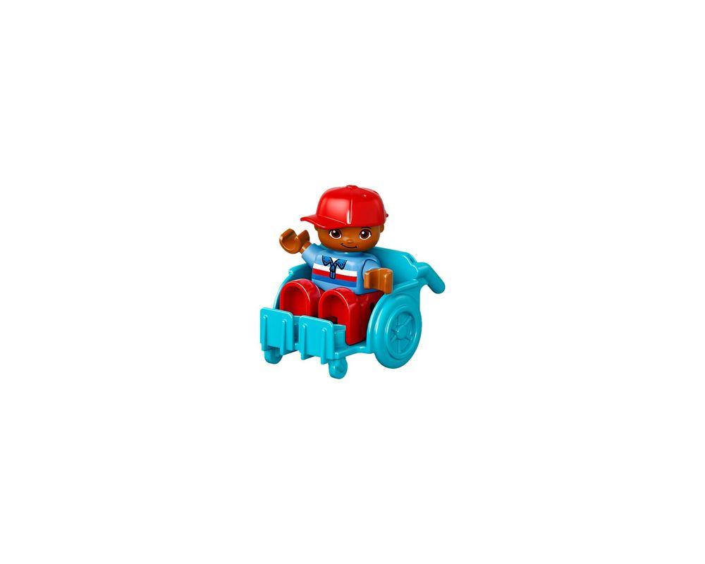 LEGO Set 10836-1 Neighborhood (Town Square)