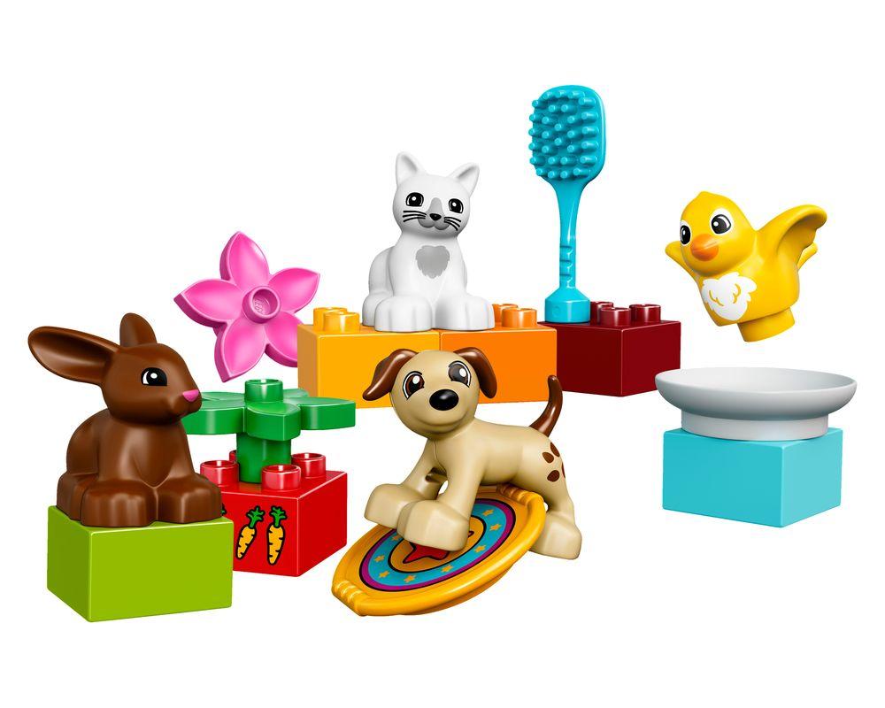 LEGO Set 10838-1 Family Pets (Model - A-Model)