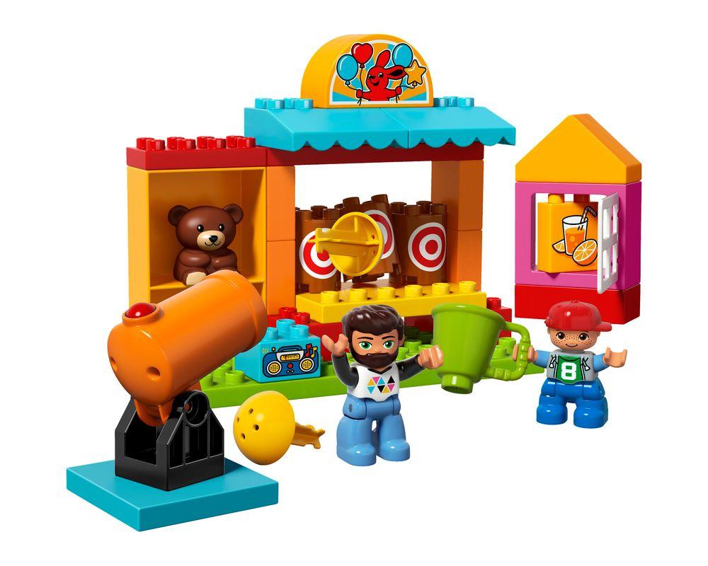 LEGO Set 10839-1 Shooting Gallery (Model - A-Model)