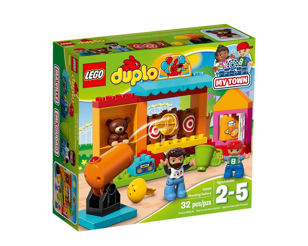 LEGO Set 10839-1 Shooting Gallery