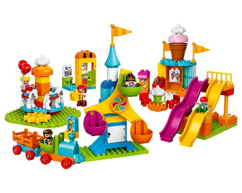 LEGO Set 10840-1 Big Fair (Model - A-Model)