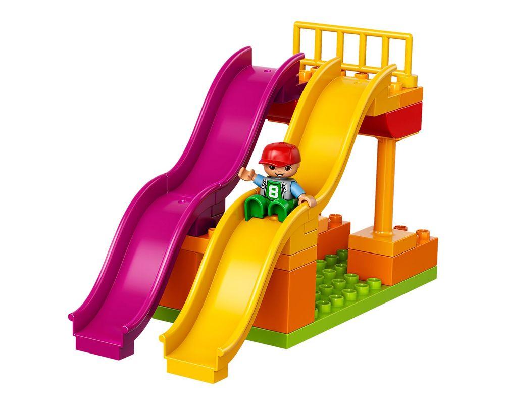 LEGO Set 10840-1 Big Fair