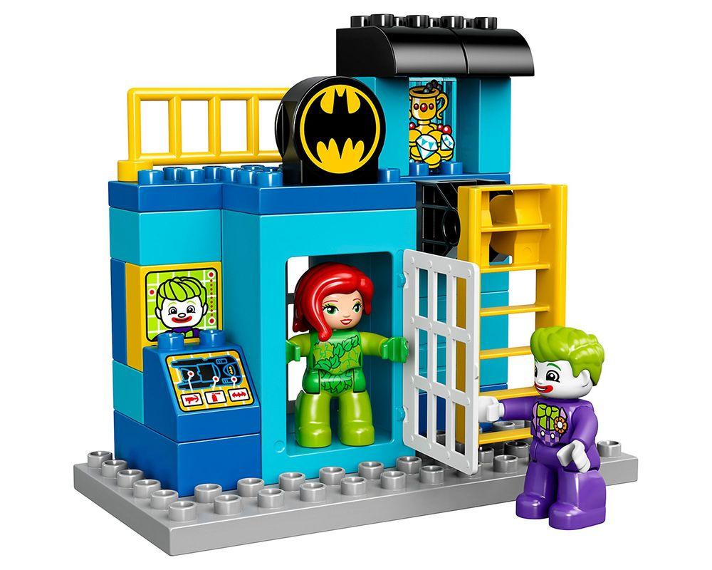 LEGO Set 10842-1 Batcave Challenge