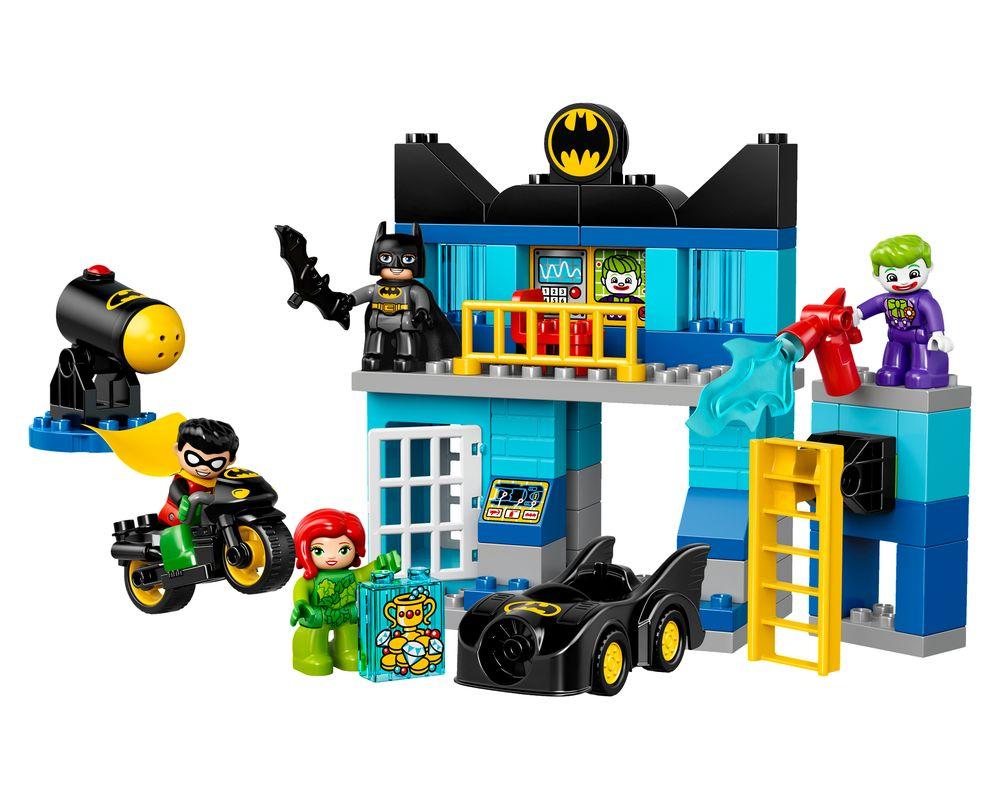LEGO Set 10842-1 Batcave Challenge (LEGO - Model)