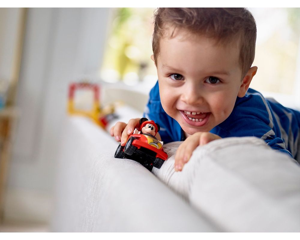 LEGO Set 10843-1 Mickey Racer